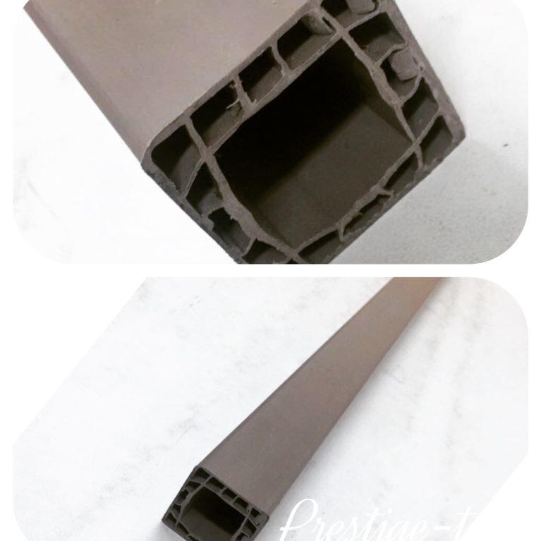 Брус ПВХ 35*35 мм — 2,0 м